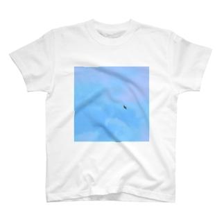 渡ってきたイワツバメ T-shirts