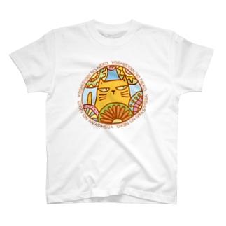よししゃんのねこ T-shirts