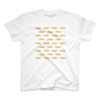 ねれないくま(密) T-shirts
