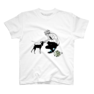 寄り道 T-shirts