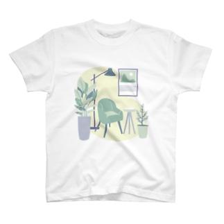 インテリア T-shirts