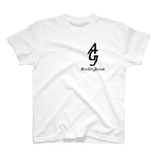 アグジェイ T-shirts