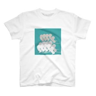 かくれんぼ大好きボウズ! T-shirts