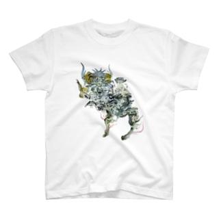 コラー獣VO.1 T-shirts