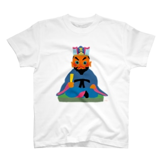 神仏Tシャツ<閻魔王> T-shirts