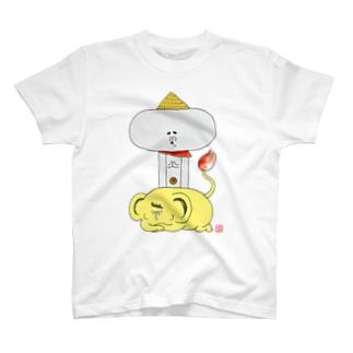 おペソ地蔵さま T-shirts
