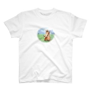 馬頭琴 T-shirts