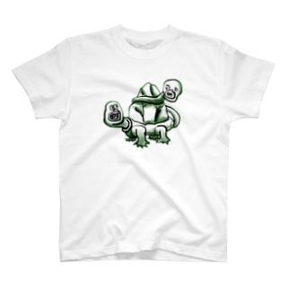 ししんのかめ T-shirts