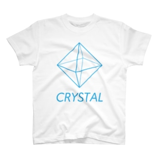 CRYSTAL T-shirts