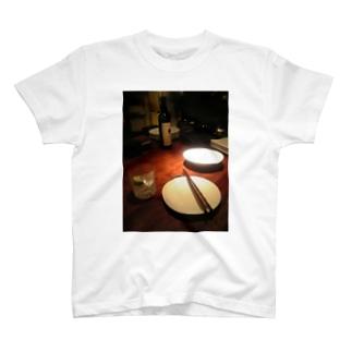 バーカウンター T-shirts