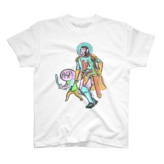 モンキービジネス T-shirts