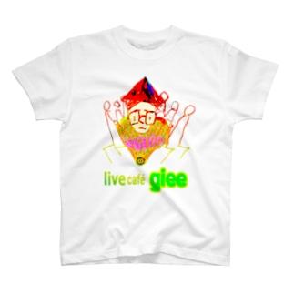 三遊亭小とりの稽古中livecaféへ T-shirts