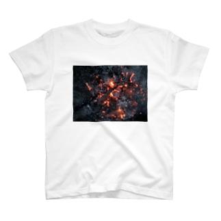 もえる服(横) T-shirts