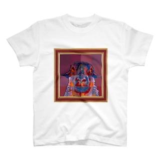 野獣派ひつじ T-shirts