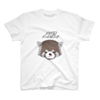 いたずらリアルレッサーパンダ T-Shirt