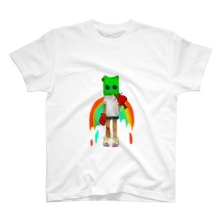 殺し屋猫くん T-shirts
