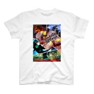 恐竜人間 T-shirts
