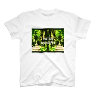 国道36号線 Tシャツ T-shirts
