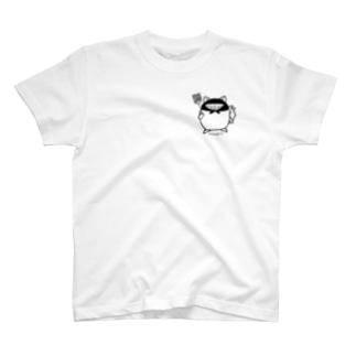 Tシャツ ほっかむりんまちゃん T-shirts