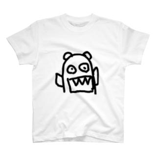 くまだよ。 T-shirts