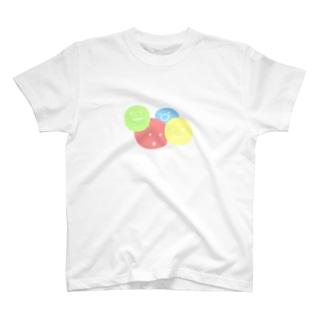 まるっまる T-shirts