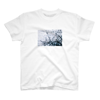 White breath  T-shirts
