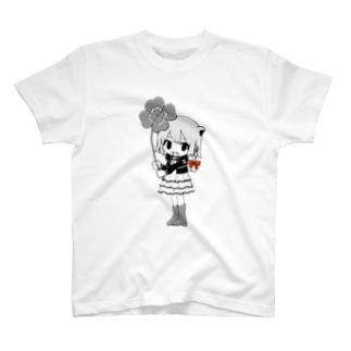 ちびべあたに T-Shirt