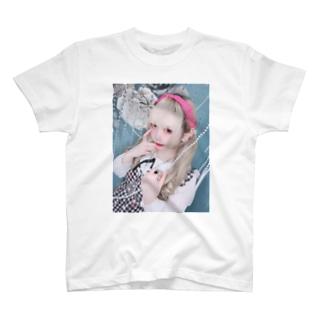 きんぱつのやつ T-shirts