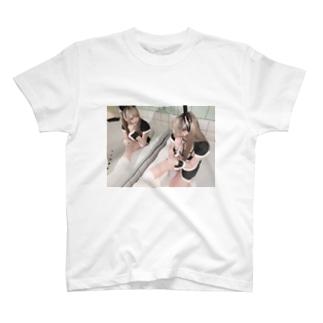 めいどさん T-shirts