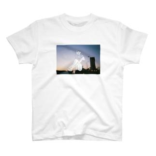 夕日少女 T-shirts
