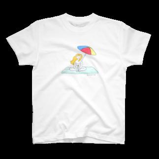 mugny shopのビーナス T-shirts