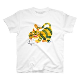 死んだふり T-shirts