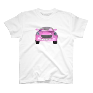 my pink car🚘 T-shirts