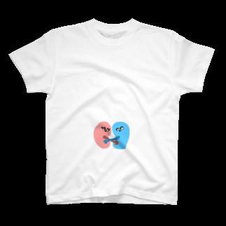 kikis_deliveryのkid&ney T-shirts