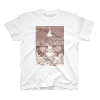 おなかが すいた!! T-shirts