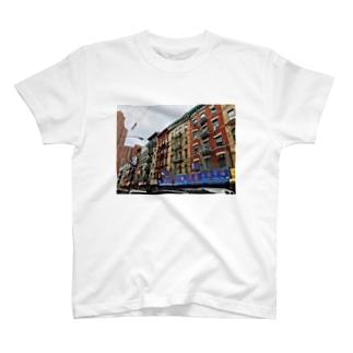 旅するTシャツ36 T-shirts