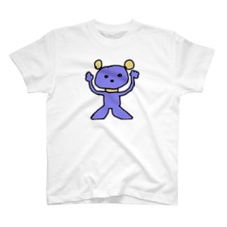 NNew🌈クマくん。 T-shirts