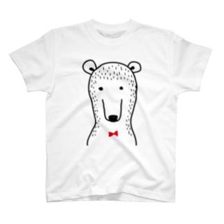 ブツブツなクマさん T-shirts