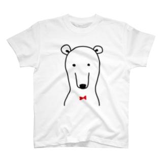 普通なクマさん T-shirts