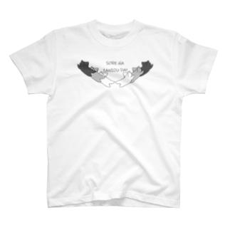 黒猫の残像だ!! T-Shirt