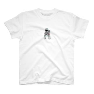 脱力宇宙猫 T-shirts