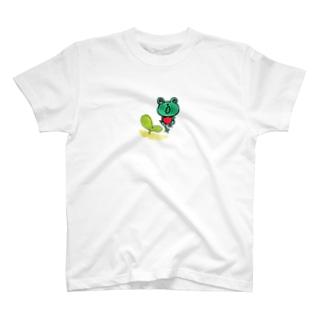 かしこまりました! T-shirts