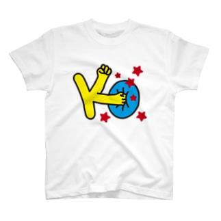 ノックアウト T-shirts