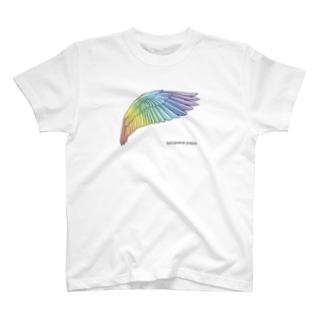 虹色のつばさ T-Shirt