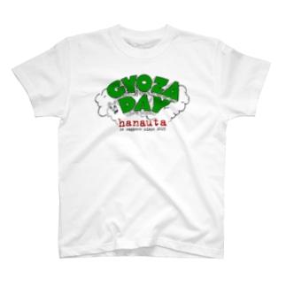 GYOZA  DAY&HANABUTA T-shirts
