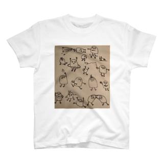 ニュー気になるやつ T-shirts