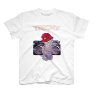 tricky boy T-shirts
