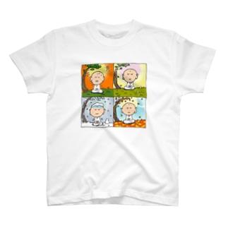 namukun season T-shirts