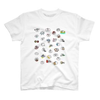 ちみまみれここにあり。(二コ…) T-shirts