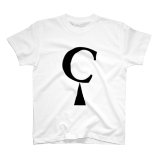 Type Gravity - C T-shirts